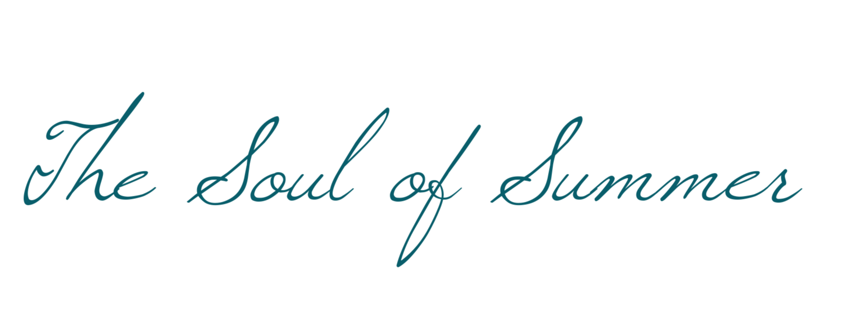 July 2020 Collection   The Soul of Summer