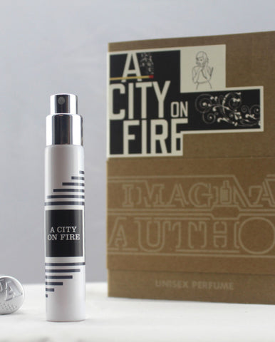 A City on Fire Travel Size