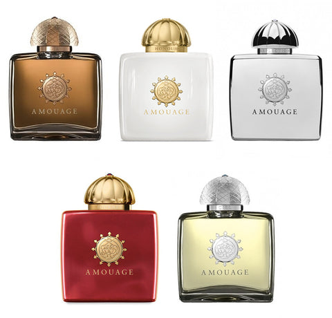 Amouage Woman sample pack