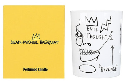 "Basquiat ""Revenge"" Lily of the Valley Candle"