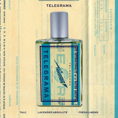 Telegrama Travel Size by Imaginary Authors