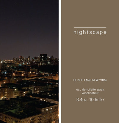 Nightscape | Ulrich Lang New York | Olfactif