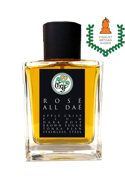 Rosé All Daé | Gallagher Fragrances | Olfactif