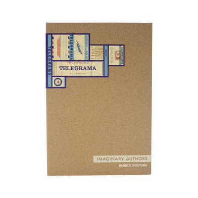 Telegrama | Imaginary Authors | Olfactif