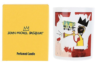 Almond Cherry Candle | Trumpet | Basquiat