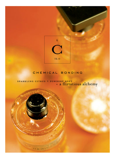 Chemical Bonding | Ineke | Olfactif