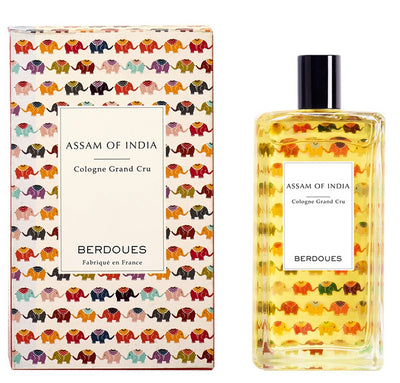 Assam of India | Berdoues | Olfactif