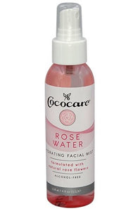 Cococare Rose Water Hydrating Facial Mist 4oz