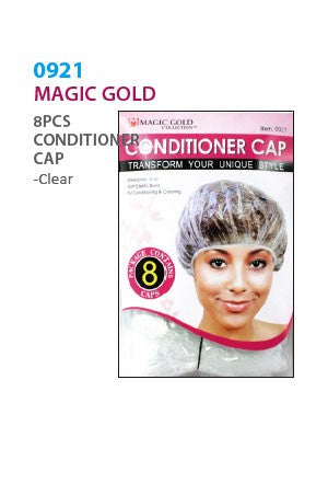 Conditioner Cap 8pcs Clear