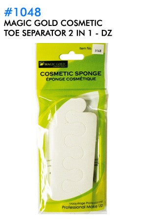 Magic Gold Cosmetic Toe Separator 2 in 1