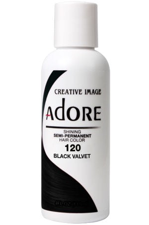 Adore Hair Color #120 Black Velvet