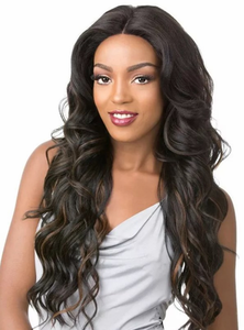 Serenity 360 Extra Large Lace Wig, Human Hair Blend Wig