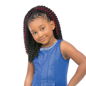 "KIDS BABY COZY 12"" (LOOP)"", Synthetic Braid"