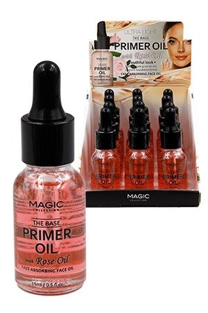 Magic Primer Oil with Rose oil 50ml