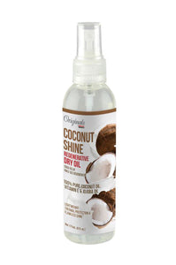 Africas Best Coconut Shine Regenerative Dry Oil 6oz