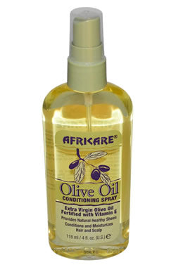 Africare Olive Oil Conditioning Spray 4oz