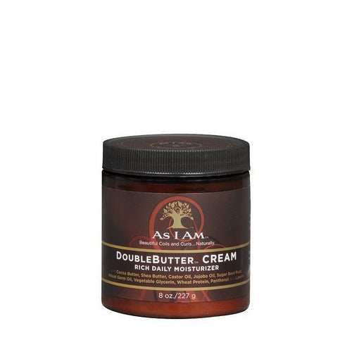 As I Am Double Butter Cream 8oz