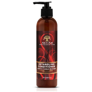 As I Am Detangling Conditioner 8oz