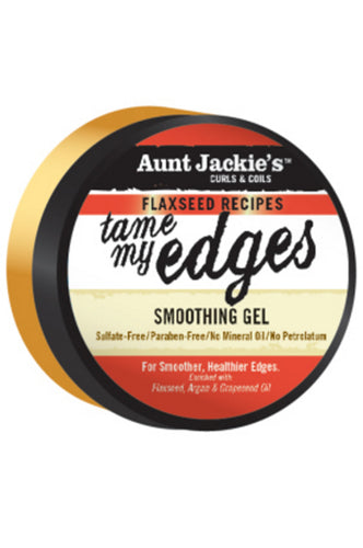 Aunt Jackies Tame My Edge Smoothing Gel 2.5oz