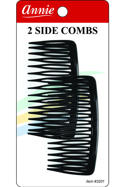 2 Side Combs