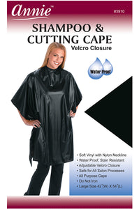 Shampoo & Cutting Cape