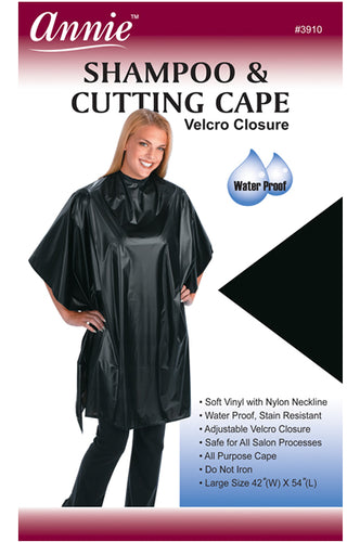 Shampoo Cape Black