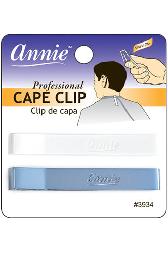 Professional Cape Clip 2pc