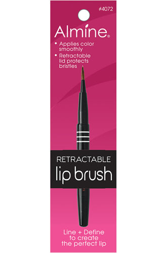 Almine Retractable Lip Brush