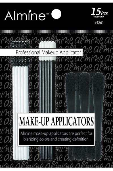 Almine Make-up Applicators 15 pcs