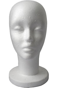 Styrofoam Head [Medium Neck]