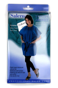 Salerno Stylist Jacket - Crinkled Nylon Teal