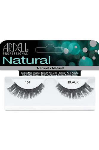 Ardell Natural Lashes 107 Black