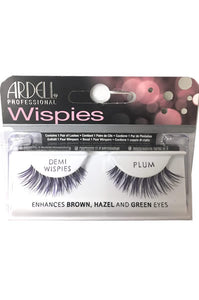 Ardell Wispies Lashes #Demi Wispies Plum