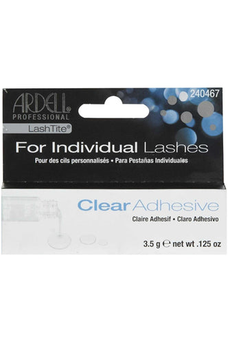 Ardell Individual Lashes Adhesive 0.125oz (Clear)