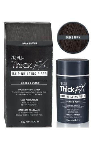 Ardell ThickFX Hair Building Fiber - Dark Brown 0.42oz