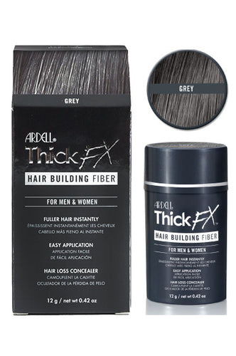 Ardell ThickFX Hair Building Fiber - Grey 0.42oz