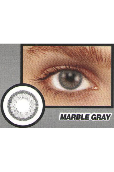 Beyond Contact Lenses - Marble Gray