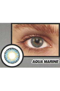 Beyond Contact Lenses - Aqua Marine