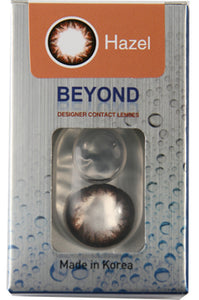 Beyond Contact Lenses - Hazel