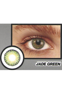 Beyond Contact Lenses - Jade Green