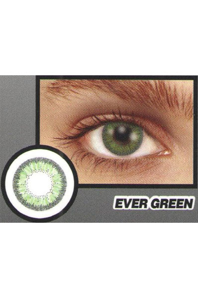 Beyond Contact Lenses - Ever Green