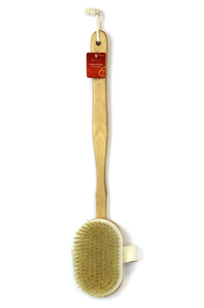 2 in 1 Wooden Bath Brush