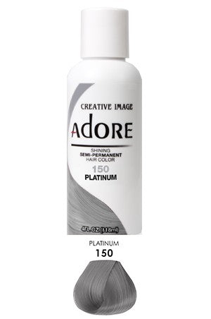 Adore Hair Color #150 Platinum