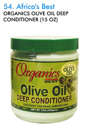 Organics Olive Oil Deep Conditioner 15oz