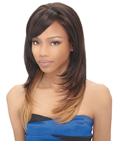 High Tex Wig Alisha, Lace Front Wig