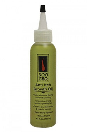 Doo Gro Anti Itch Growth Oil 4oz