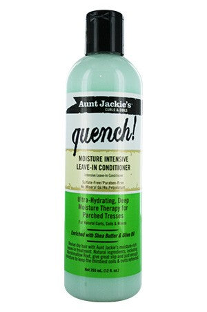 Aunt Jackie's Moisture Intensive Leave In Conditioner 12oz