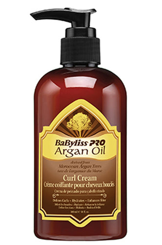 BabylissPRO Argan Oil Curl Cream 10oz