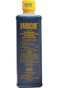 Barbicide Solutions 16oz