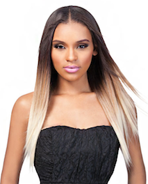 "Batik Clip-In 8 Pcs Straight 18"", Synthetic Hair"
